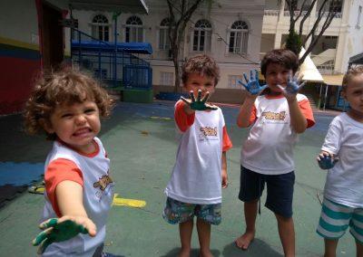 Colônia de Férias GECREAR - Unidade Tijuca José Higino 24