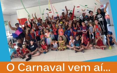 Carnaval com segurança